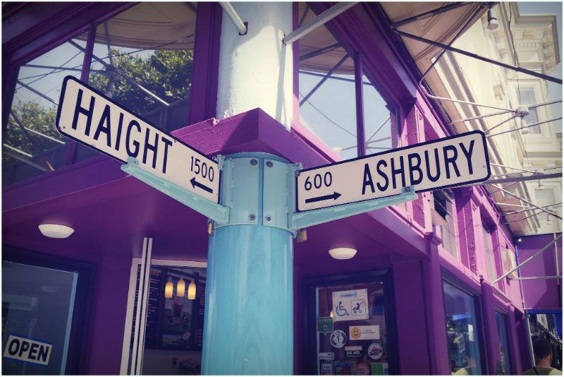 Haight-Ashbury, San Francisco, Summer of Love