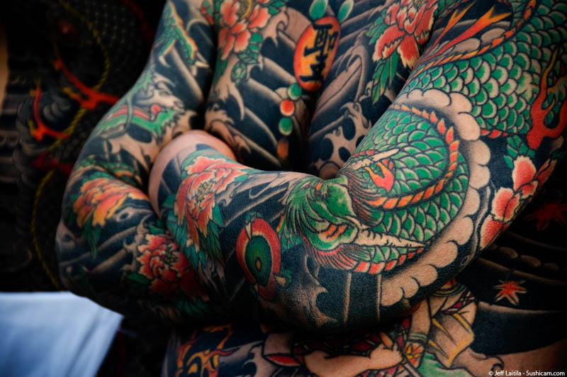 Traditional Travel Tattoos