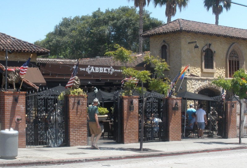 Abbey, WeHo, Los Angeles, LGBTQ