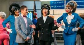 Margaret Cho, Orbitz, LGBTQ, airline