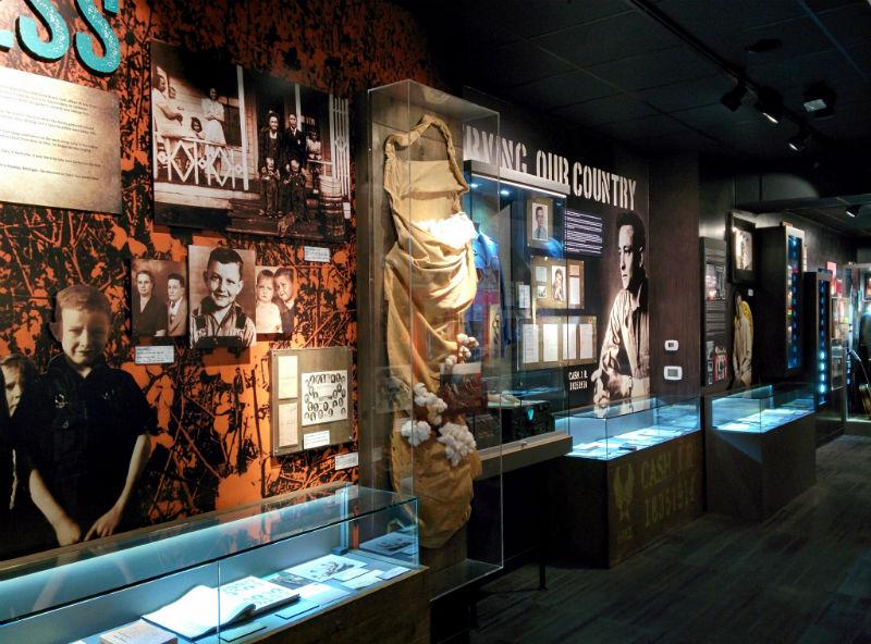Johnny Cash Museum, Nashville