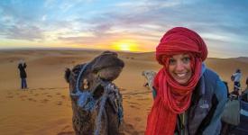 Sahara Desert Camping-GettingStamped