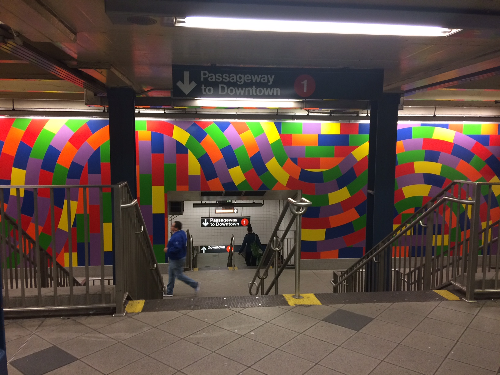 How Many Of These New York City Subway Art Wonders Have You Seen