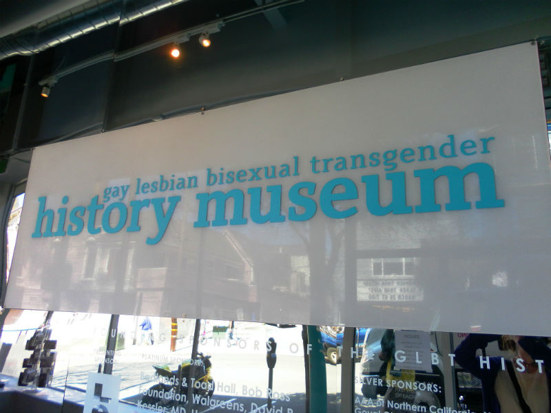 GLBT History Museum, Castro, San Francisco