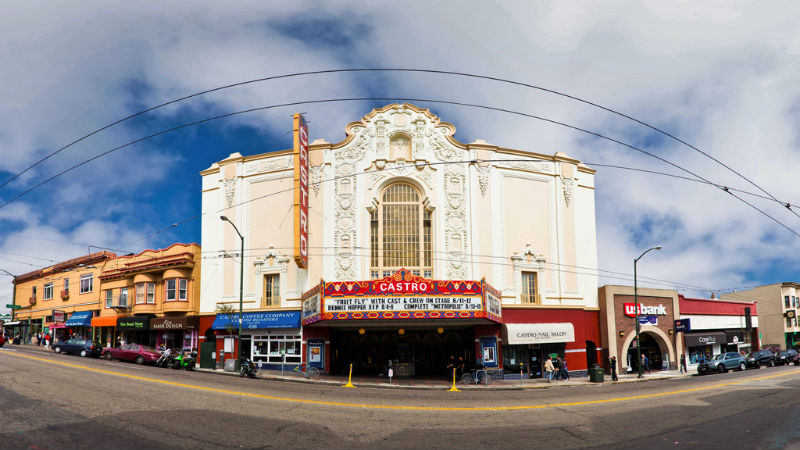 Castro Theatre, San Francisco, LGBTQ