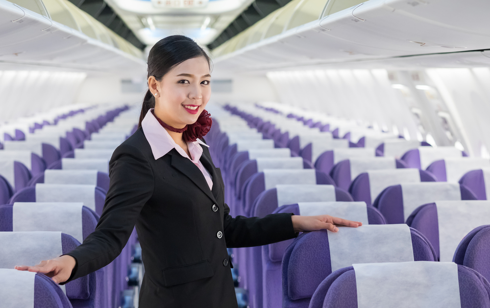 Airline attendants Nude Photos 19