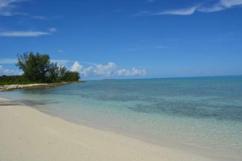 Jaws Beach, Nassau, Bahamas, Caribbean