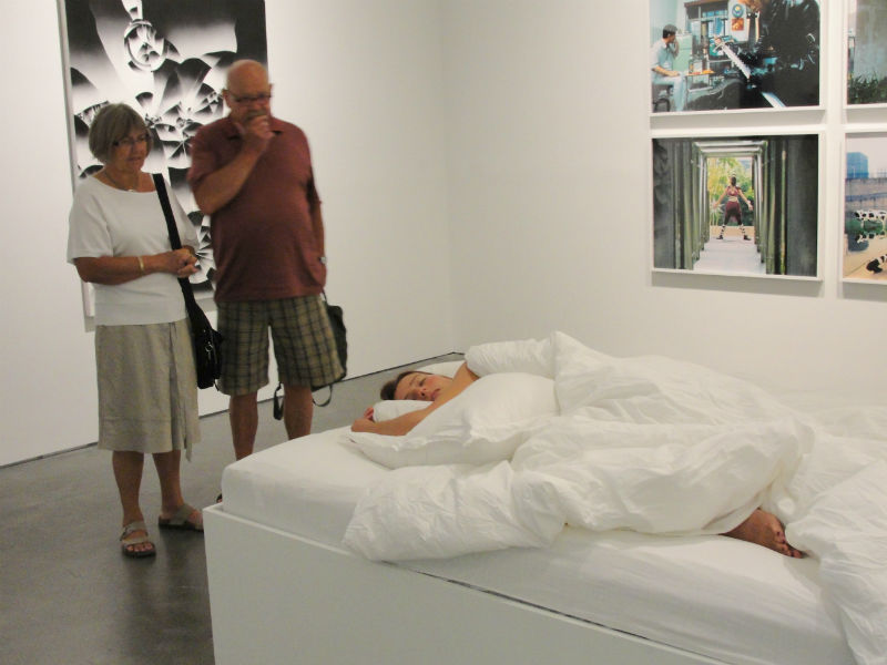 New Museum, NYC, Lower East Side