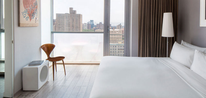 Hotel on Rivington, Lower East Side, NYC