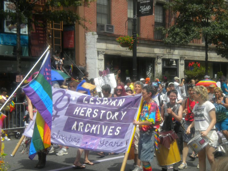 Lesbian Herstory Archives