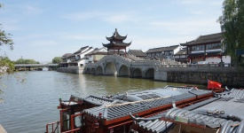 Suzhou Boat Ride