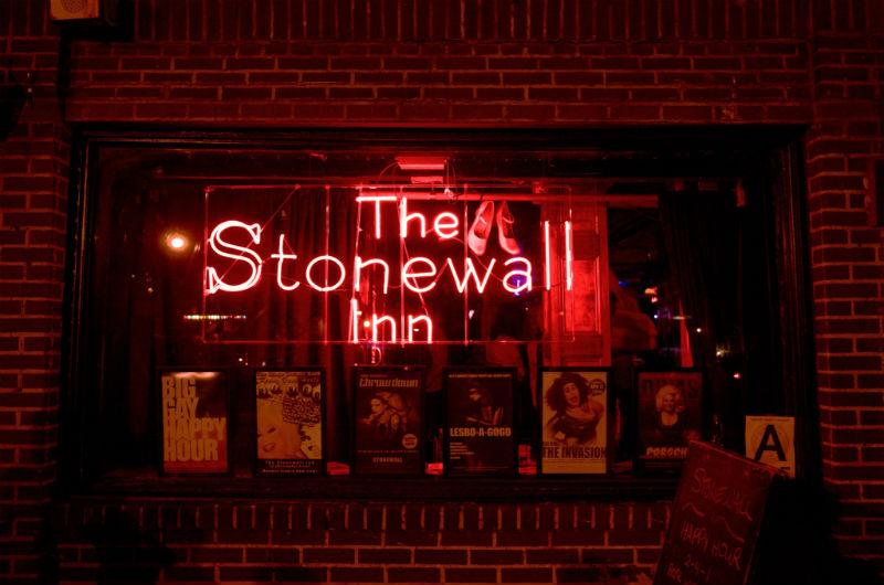 Stonewall, LGBTQ, NYC