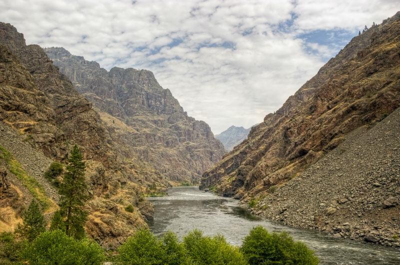 Hell's Canyon National Recreation Area, Idaho, Oregon