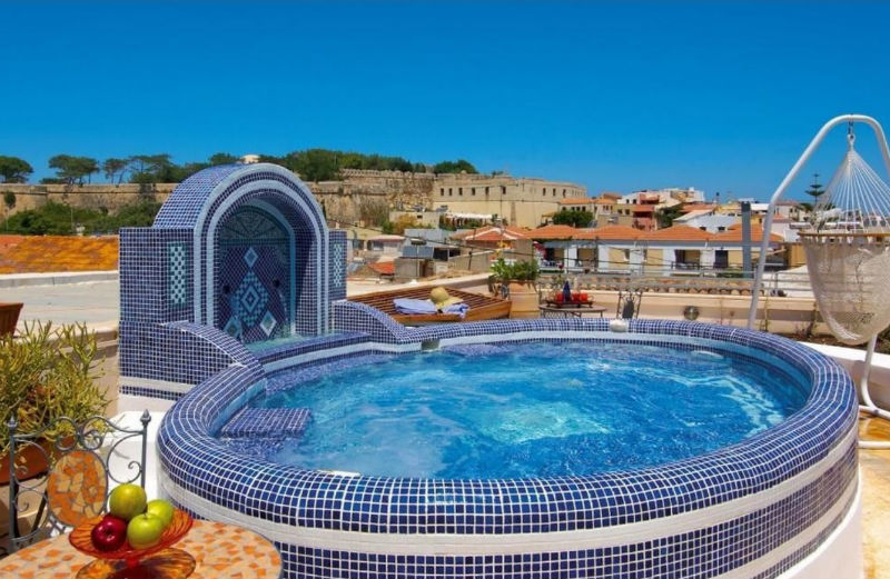 Avli Apartments, Crete, Greece