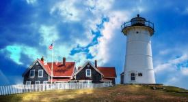 Cape Cod Lighthouse and Beach summer.jpg