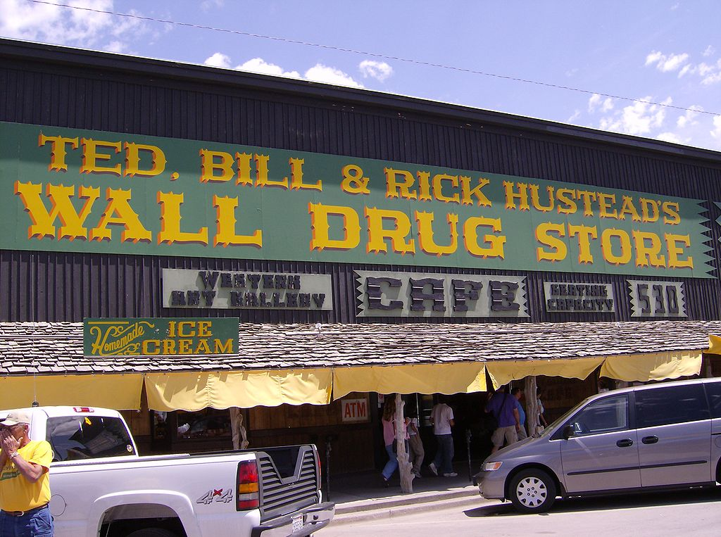 Wall Drug, South Dakota
