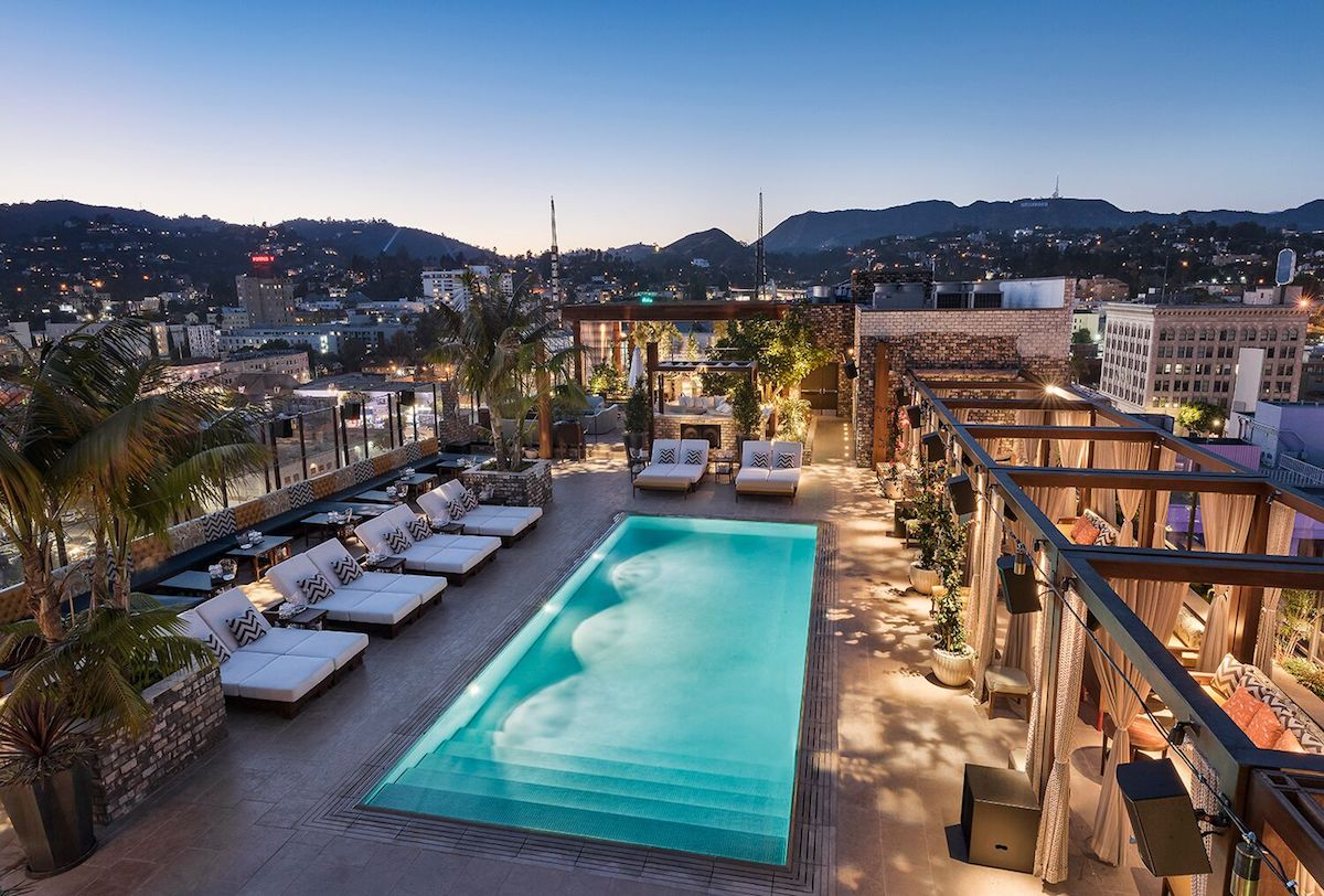These 9 new hotels are why visitors are rushing to Los