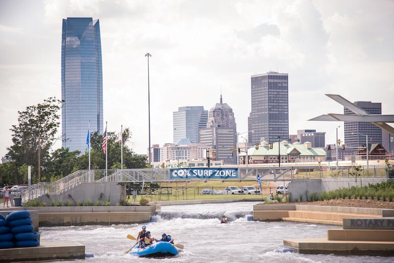 RIVERSPORT Rapids, Oklahoma City