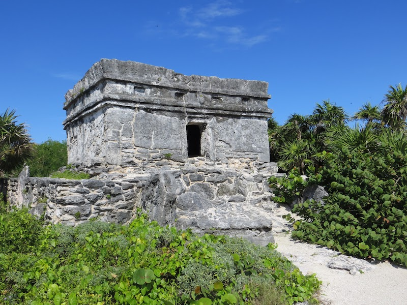 Ruins at Occidental at Xcaret Destination