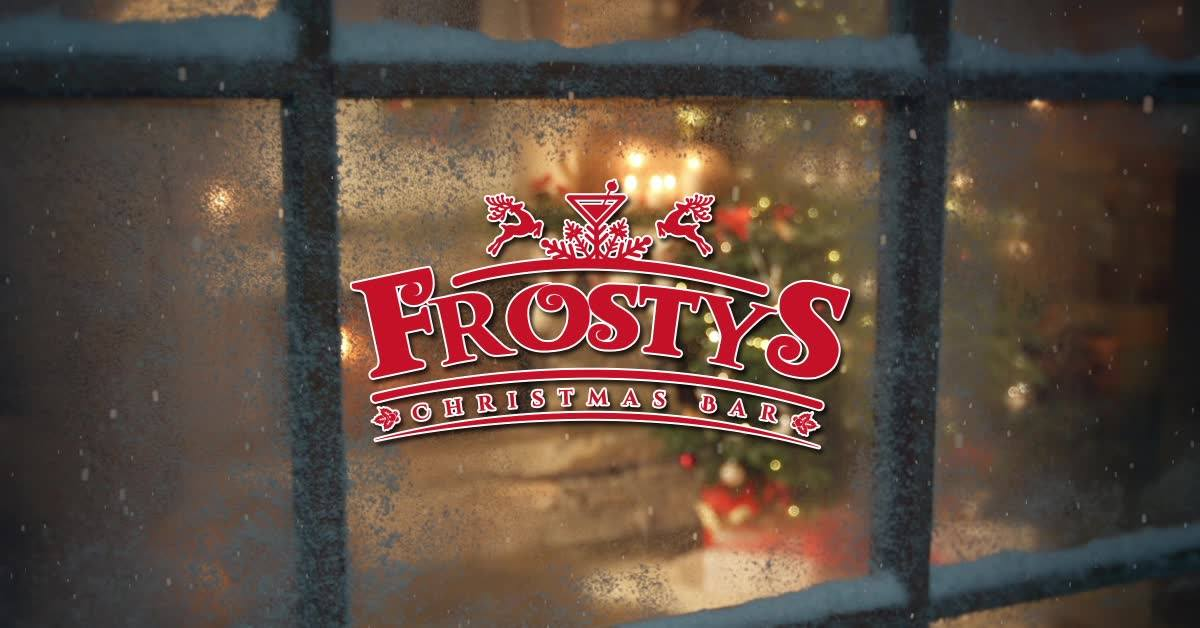 Photo Credit: Frosty's Christmas Bar