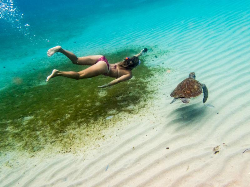 ABC Islands, Caribbean