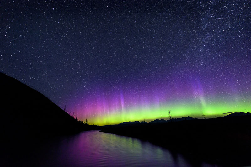 Montana Northern Lights