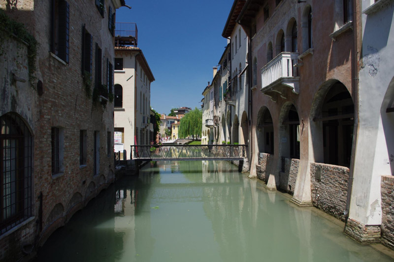 Treviso Canals go here not there European destinations