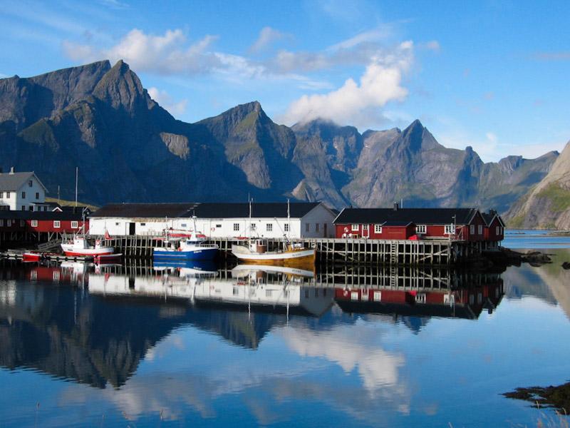 Lofoten Islands Norway - go here not there European destinations