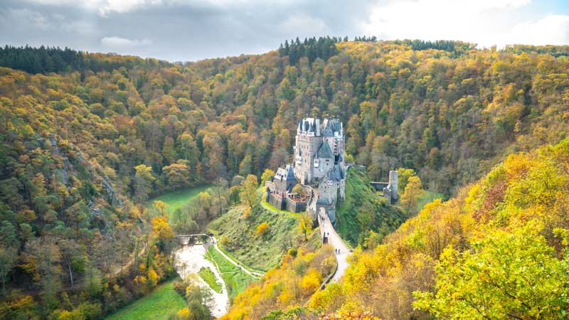 Famous german castles - go here not there - gettingstamped.com