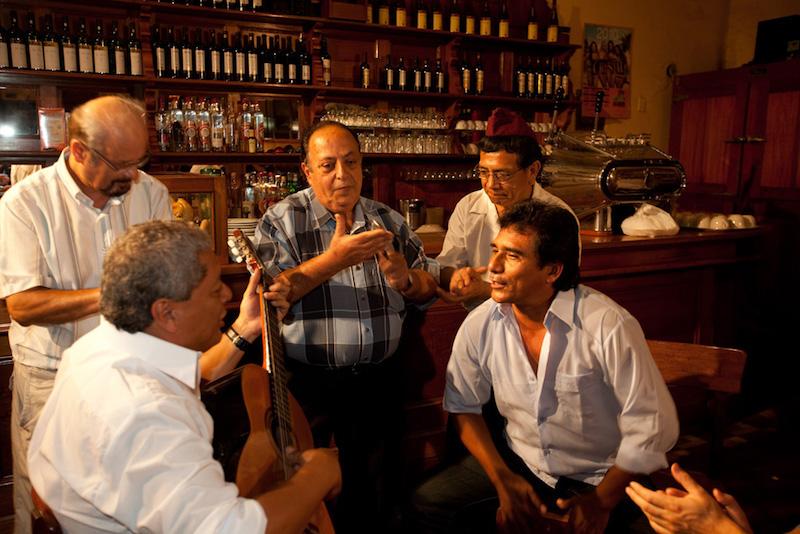 club in Lima