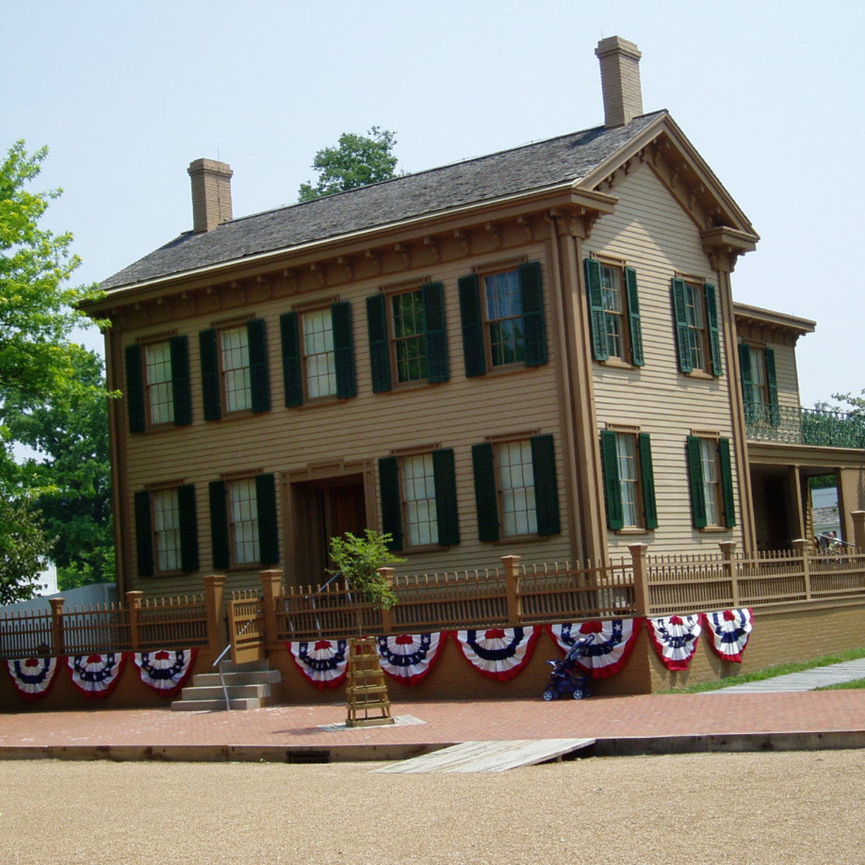Lincoln-Home-National-Historic-Site