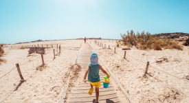 let your kids plan your next vacation