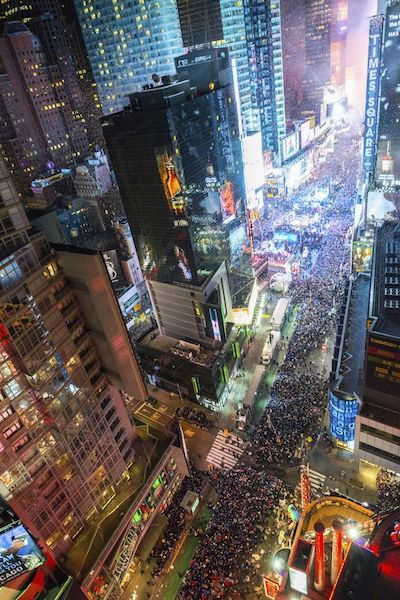 Photo courtesy of Crowne Plaza Times Square