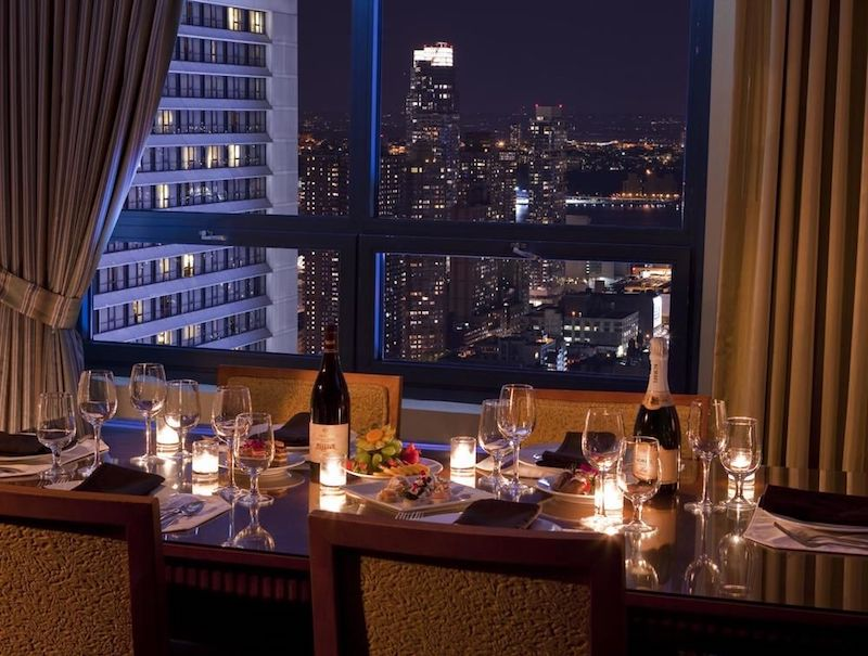 9 New York City hotels with views of the NYE Times Square ball drop