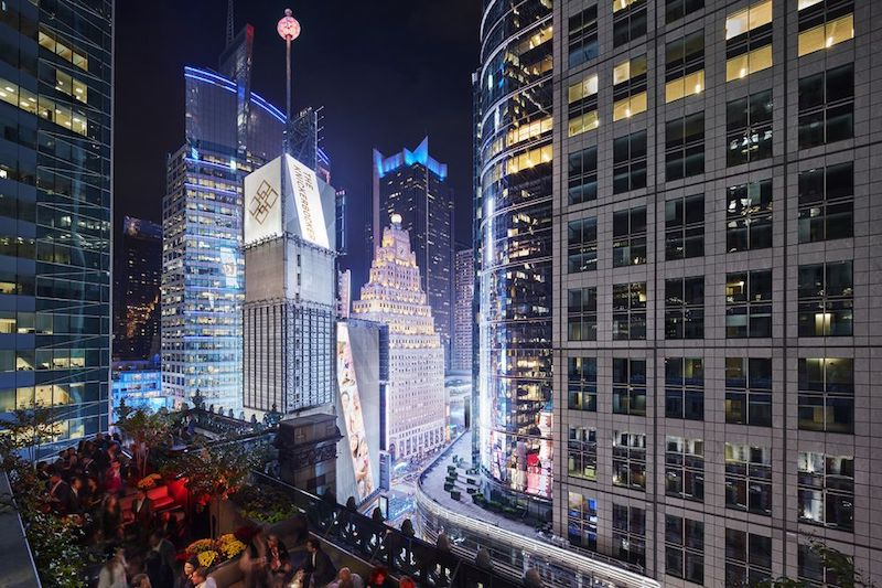9 New York City hotels with views of the NYE Times Square