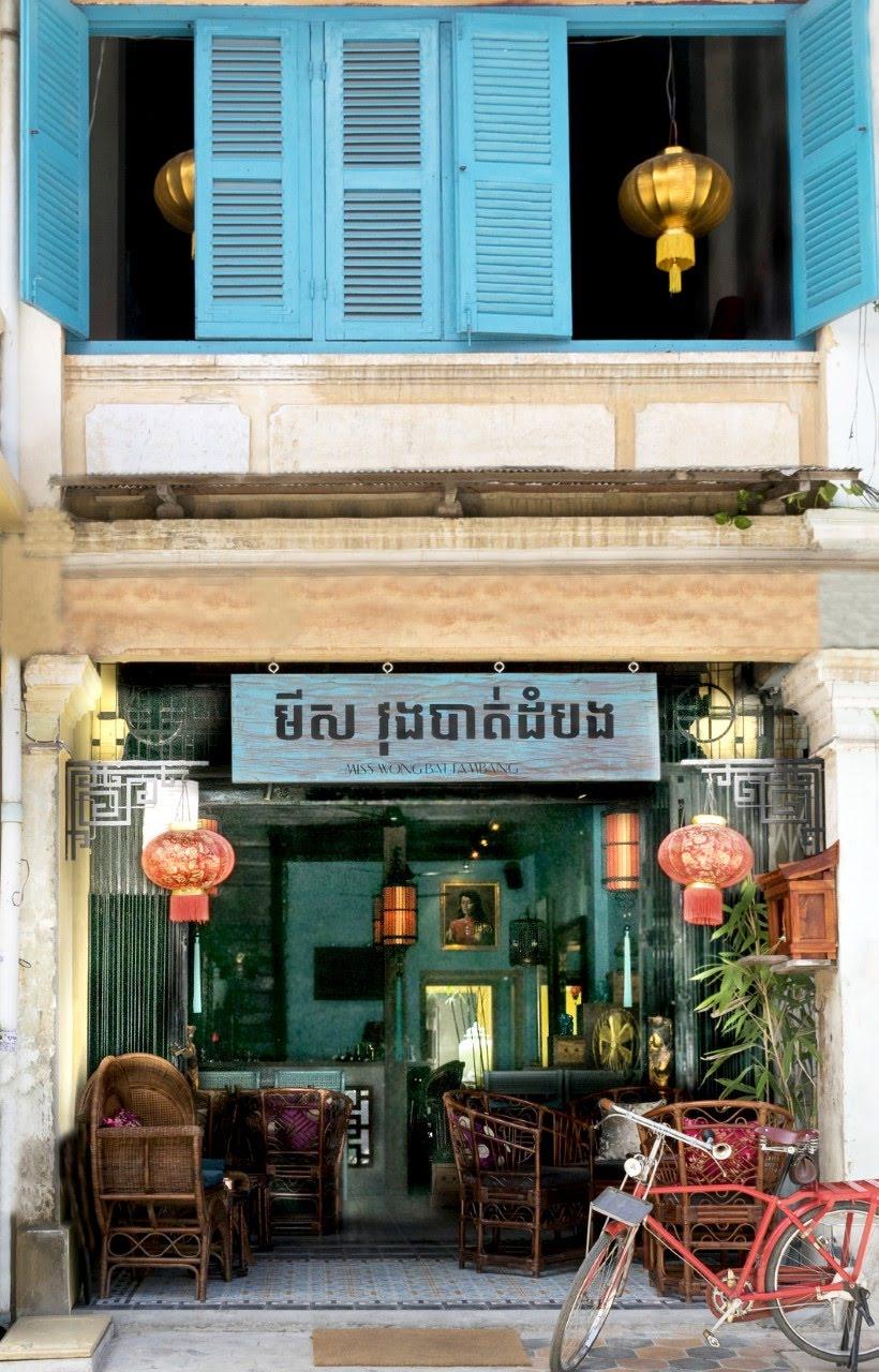 Miss Wong, Battambang