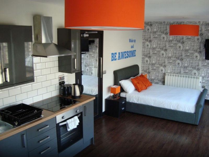 Ediburgh, hostel