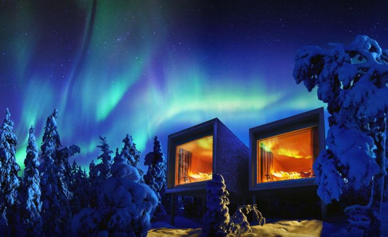 Artic Ice Hotel, Lapland, Finland