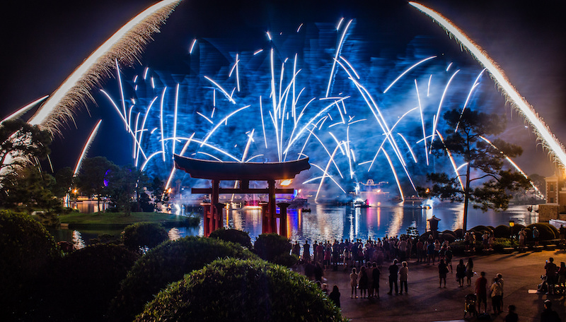epcot-fireworks