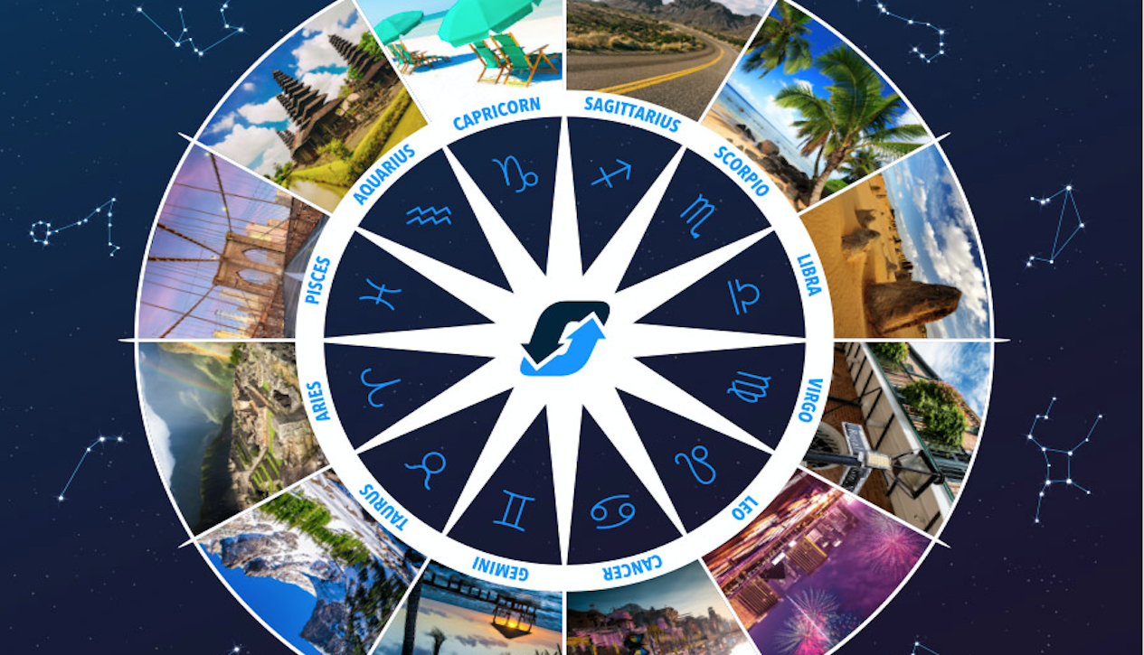Star sign predictions: Your 2019 travel horoscope (infographic) | Orbitz