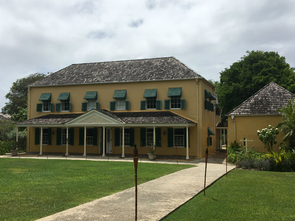 Barbados, George Washington House