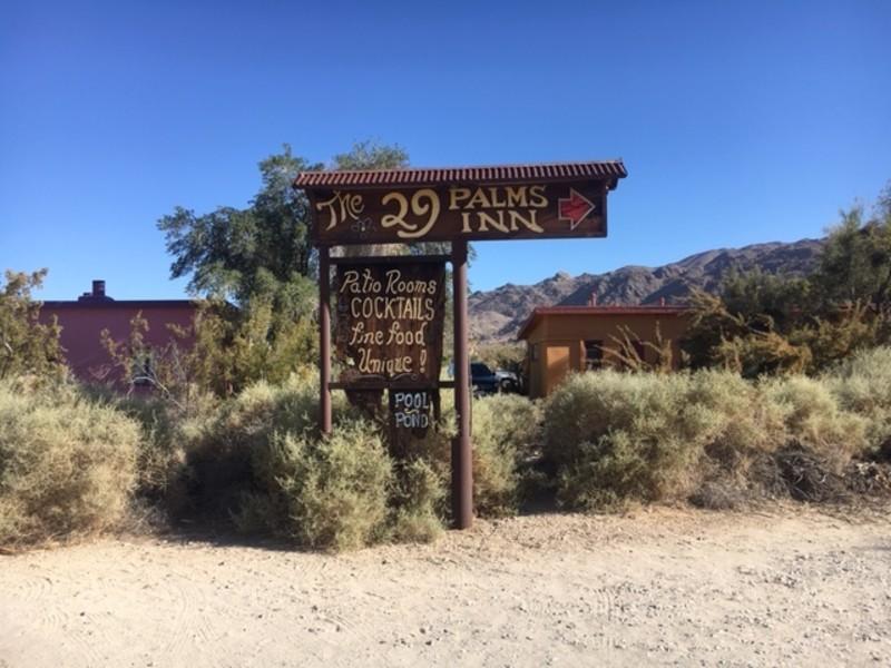 29 Palms Inn, joshua tree, california