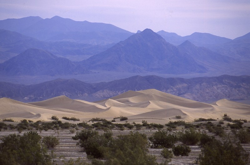Mojave National Preserve, Kelso Dunes, California