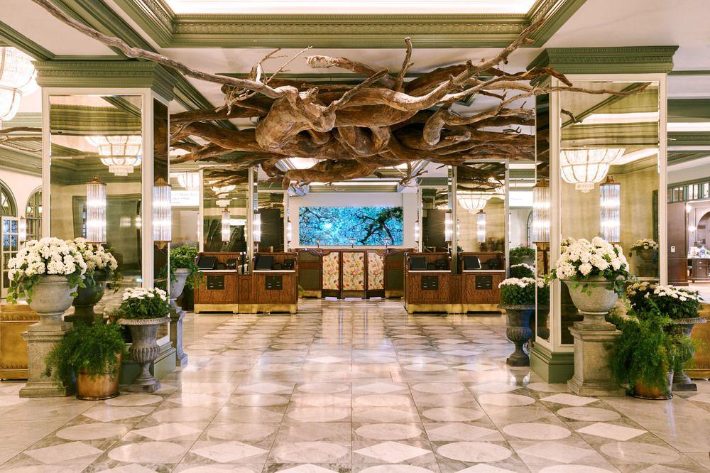 Lobby Park MGM