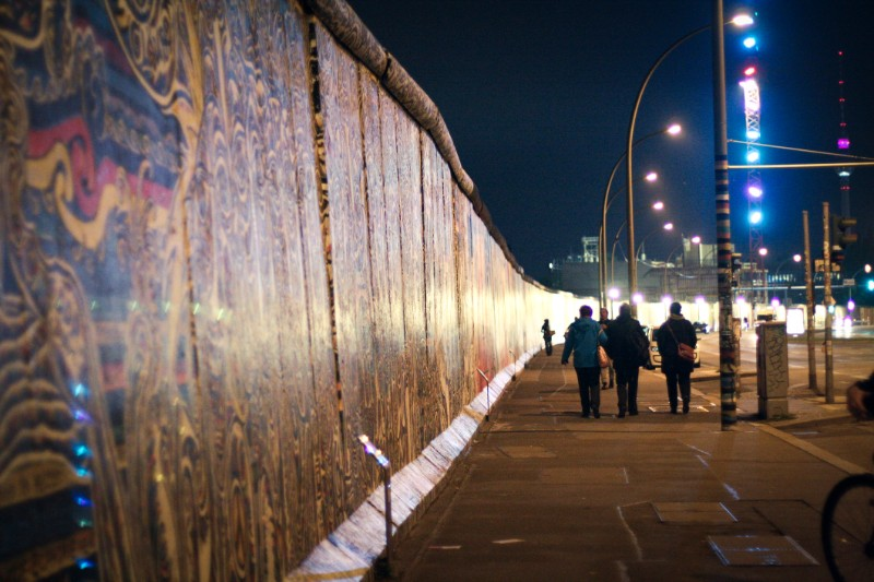 Berlin Wall, Berlin, Germany