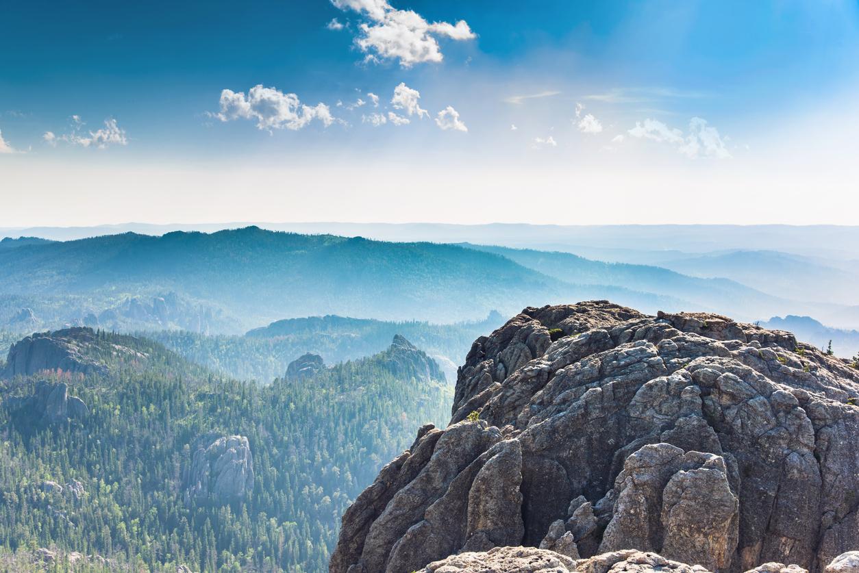 Black Elk Peak (Hinhan Kaga) Explored