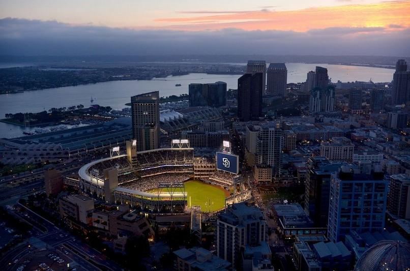San Diego, baseball, sports