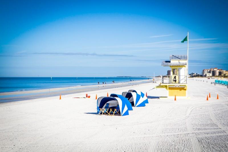 Clearwater, Florida, Beach