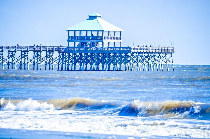Kiawah Island, Beach, South Carolina