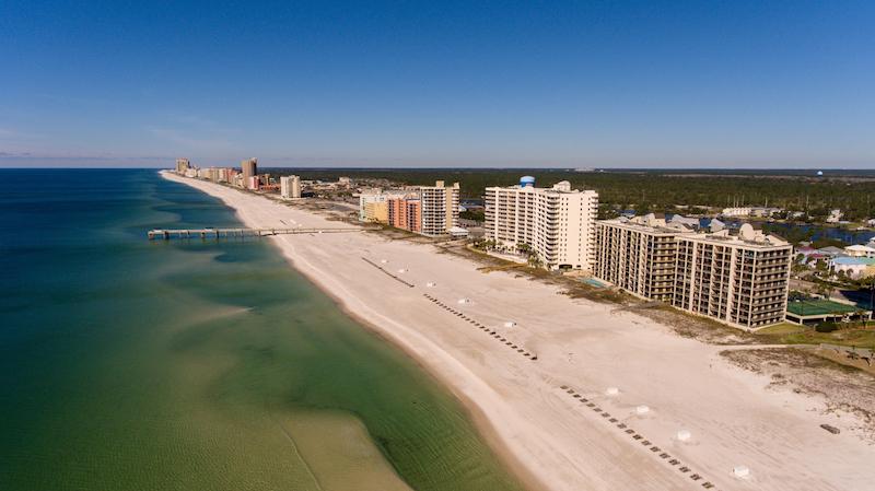 Orange Beach on Alabama's Gulf Coast